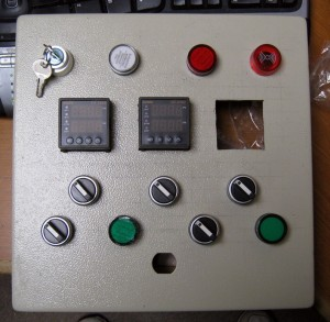 Control Panel Dryfit